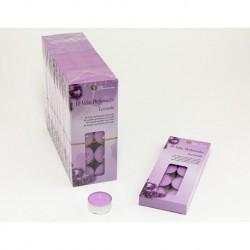 Pack 10 tealights perfumadas lavanda