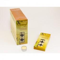 Pack 10 tealights perfumadas baunilha