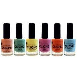 Verniz Cliché (cores variadas)