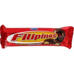 Filipinos chocolate negro 100g