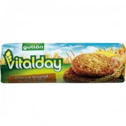 Bolacha crocante aveia e arroz Vitalday Gúllon