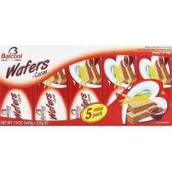 Wafer caco 45x5 Balconi