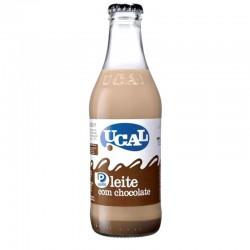 Leite ucal c/ chocolate