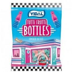 Gomas Vidal - Botellas Tutti Frutti - 100gr