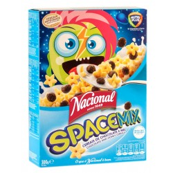 Cereais Nacional - Space mix - 300gr