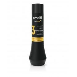 Amalfi Amaciador de Cabelo Tripla Acção - 1000ml
