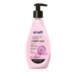 Amalfi - Sabonete líquido Cherry Gum - 500ml
