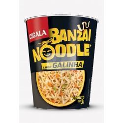 Cigala Noodles sabor a galinha 67g
