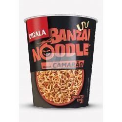Cigala Noodles sabor a camarão 67g