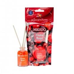 Mikado de frutos vermelhos 30ml