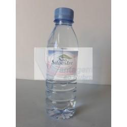 Garrafa de água S. Silvestre 0,33cl