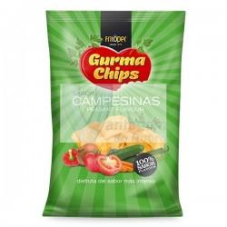 Batata frita campesinas Gurma Chips 160gr