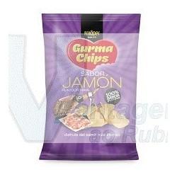 Batata frita presunto Gurma Chips 160gr