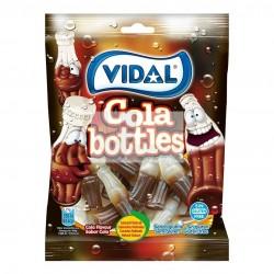 Gomas Vidal 100gr - Mini garrafas coca cola