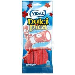 Gomas Vidal 100gr - Dulcipica fresa