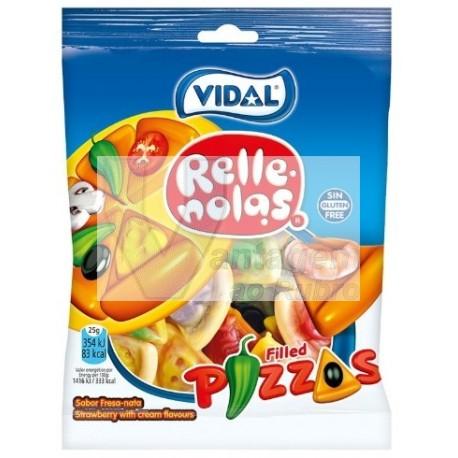 Gomas Vidal 100gr - Pizzas