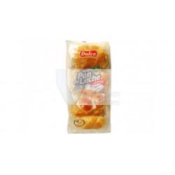 Pão de leite Dulca - 8un
