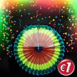 Balão decorativo 40cm multicolor