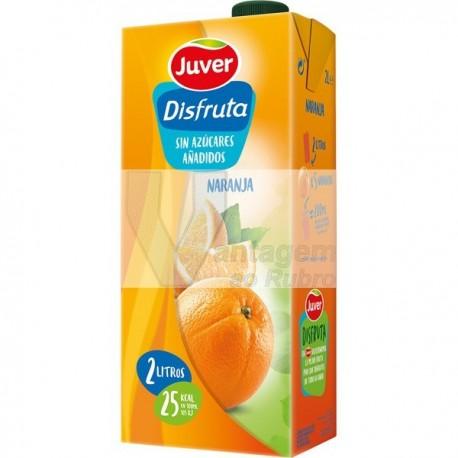 Sumo Disfruta laranja  2lt