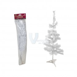 Árvore de Natal branca 60cm