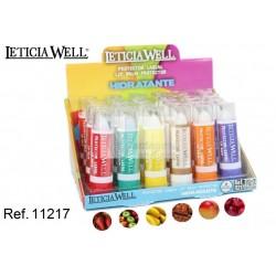 Protector labial hidratante vários aromas