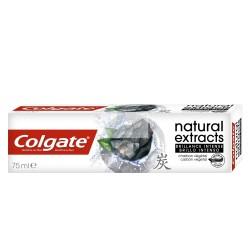 Pasta de dentes Colgate extractos carvão vegetal 75ml