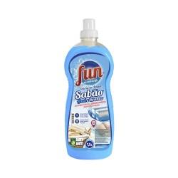 FUN - Detergente Sabão Azul e Branco 1.5lt