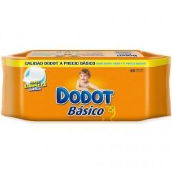 Toalhitas Dodot - 60un