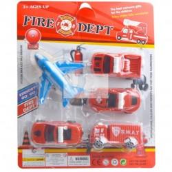 Brinquedo conjunto de carros