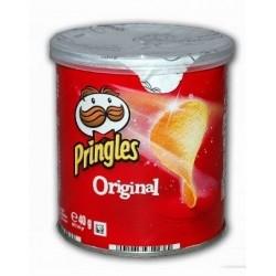 Batatas fritas Pringles original 40g