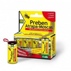 Fita apanha-moscas Preben - 4un