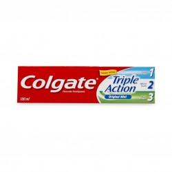 Pasta de dentes Colgate tripla acção 100ml