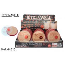 Leticia Wells - Pó compacto