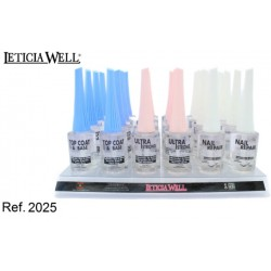 Leticia Wells - Top Coat - Endurecedor/Brilho reparador