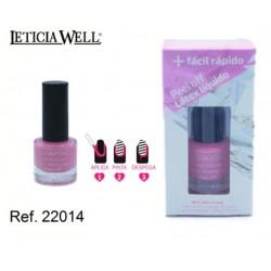 Leticia Wells - Latex líquido para unhas