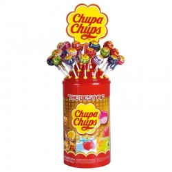 Chupa chups - emb. 100/110un
