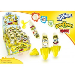 Baby banana candy spray