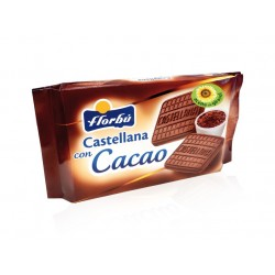 Florbu castellana chocolate 160gr