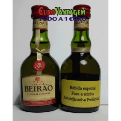 """Licor Beirão - miniatura """"alentejaninha"""""""