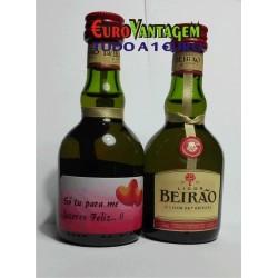 """Licor Beirão - miniatura """"feliz"""""""