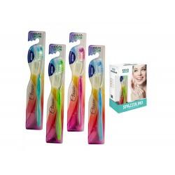 Escova de dentes c/ protecção