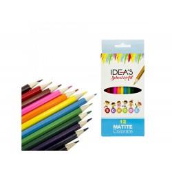 Cj. 12 lápis de cor
