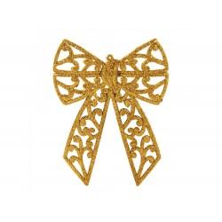 Laço dourado 22cm