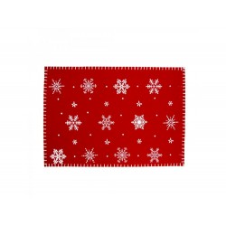 Toalha natalícia 45x30x0,3